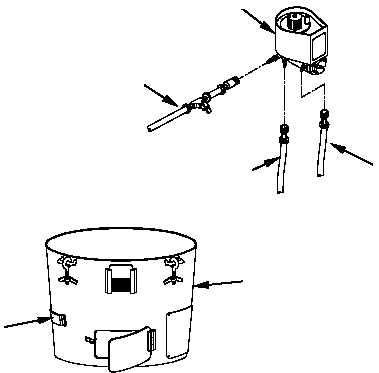 UNIT MAINTENANCE H-45 LARGE RADIANT SPACE HEATER (TYPE II