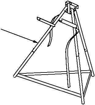 Figure 3. Group 03 Stand, Collapsible Fuel Can