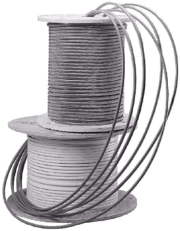 Chromalox CWM Constant Wattage Medium Temperature Heating Cable