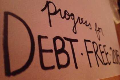 debt free 2015