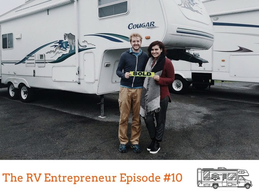 RVE 0010: Why Kevin Holesh Moved Into a 5th Wheel After His iPhone App Was Downloaded 2.5 Million Times