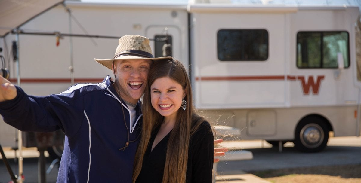 What is Full-Time RVing?