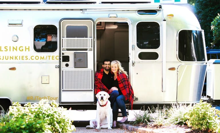 RVing Across the Country