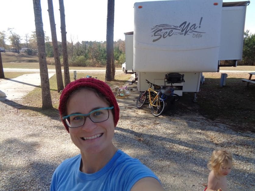 5 Reasons I Love Stationary RV Life (and You Will Too)