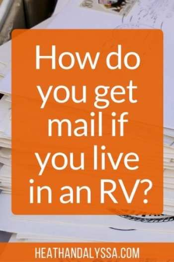 People always ask us how we get mail on the road as full-time RVers. It can be tricky with all the different options. In this article, we will cover setting up your domicile, receiving packages on the road, and receiving checks and payments.
