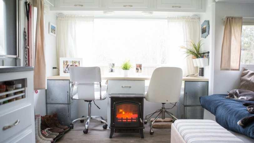 Dapper Drive office set-up