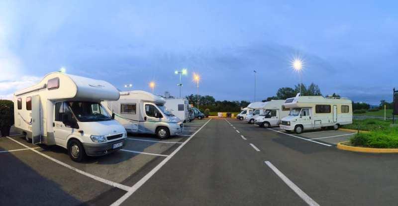parking in europe