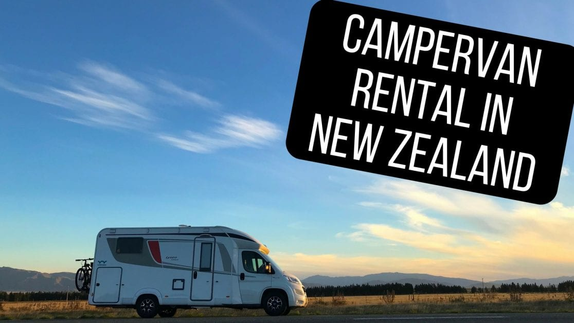 Picking Up Our Campervan Rental in New Zealand | Heath & Alyssa