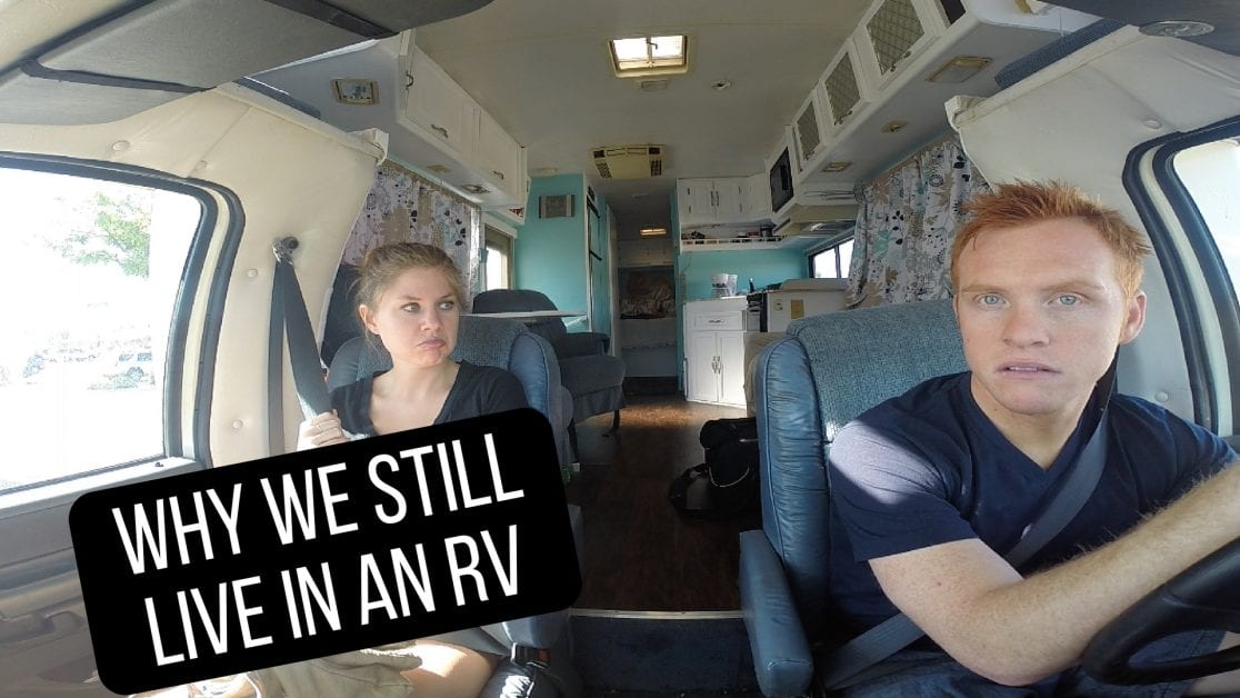 live in an rv