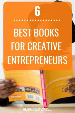 books for creative entrepreneurs