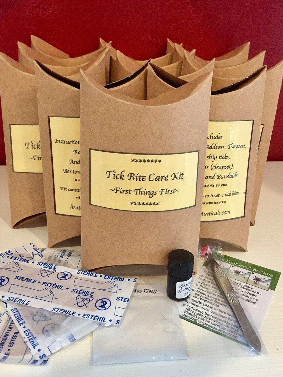 Tick Bite Care Kit