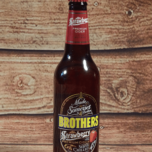 Brothers cider - Strawberry