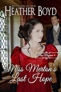 Miss Merton's Last Hope Digital book cover