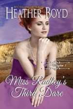 Miss Radley's Third Dare cover image