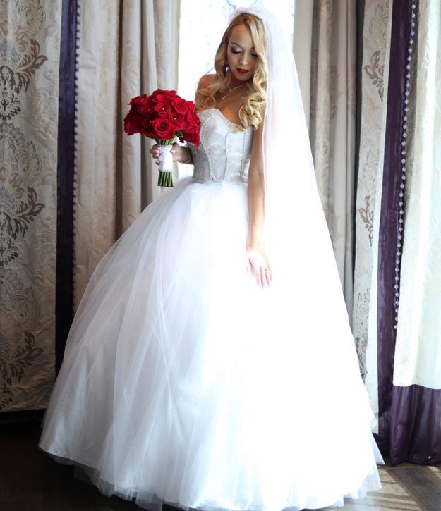 Heather Spears Fashion Designer Dress Portfolio Custom Disney Inspired Wedding Dress