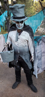 Hat Box Ghost Disney Haunted Mansion Costume