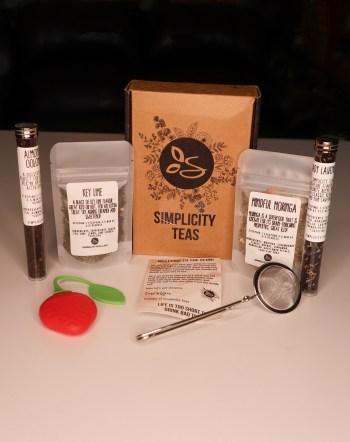 Simplicity Tea Ultimate Subscription Service Package