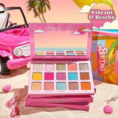 ColourPop Cosmetics Malibu Barbie Makeup Set