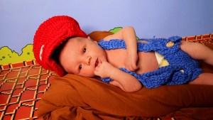 Hudson Girgenti 13 day old Photoshoot