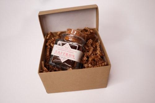 Rumi Spice Saffron Spice Gift Set for BBQs