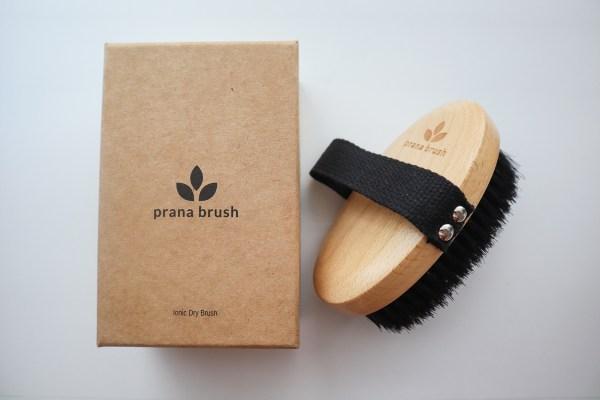 Prana Brush Dry Body Brush