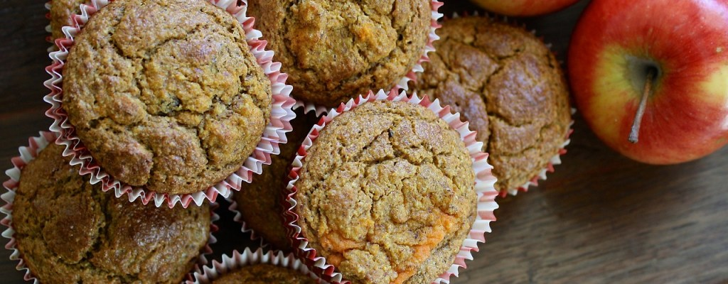 Vegan Gluten Free Morning Glory Muffins Recipe