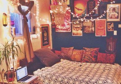 Diy Canopy Bed Diy Cozy Home Pinterest