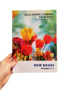 Catalogue design for prior employer - editorial design.