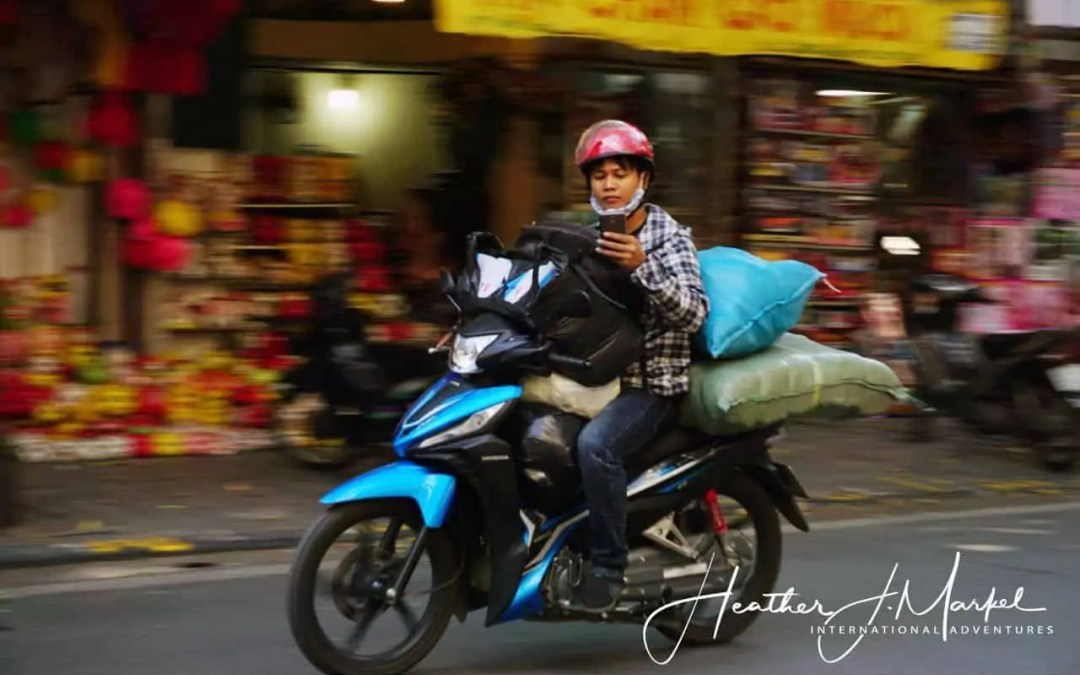 First Impressions of Vietnam