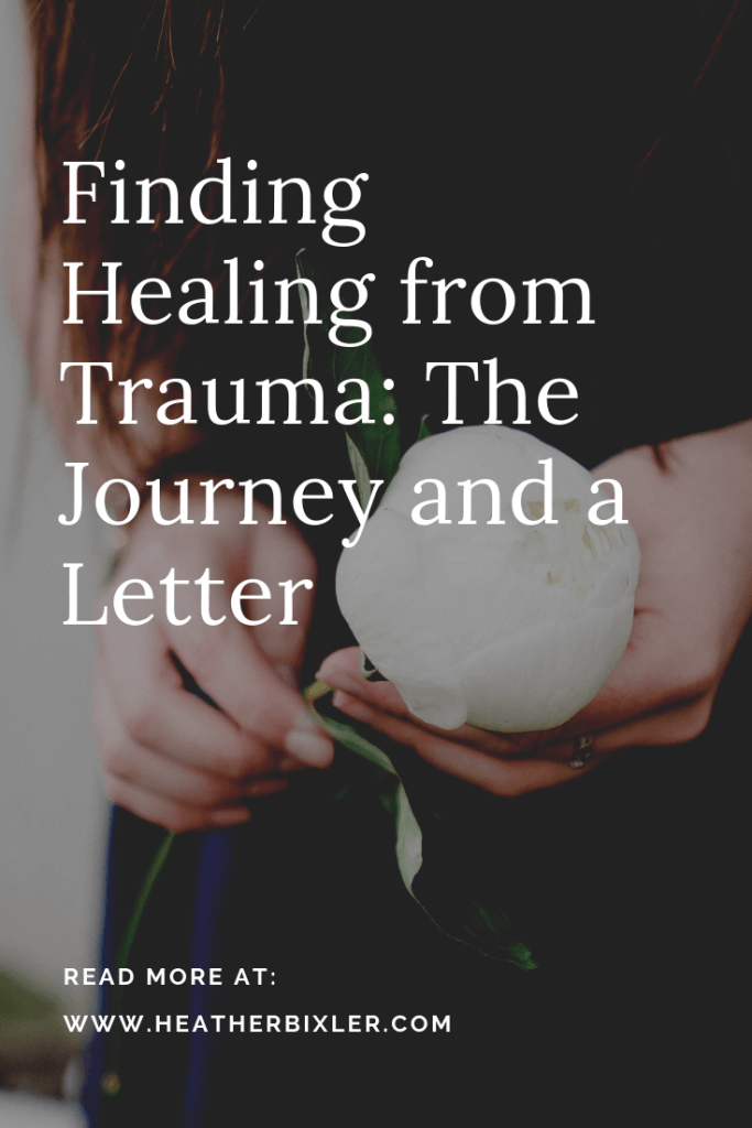 Finding Healing from Trauma