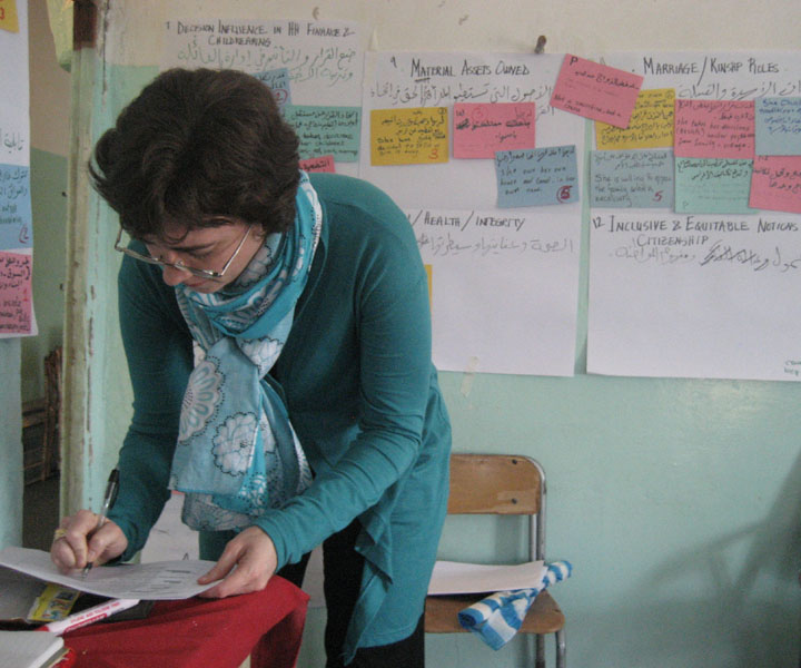 Facilitating impact review in Yemen