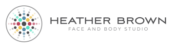 Heather Brown Face and Body Studio logo