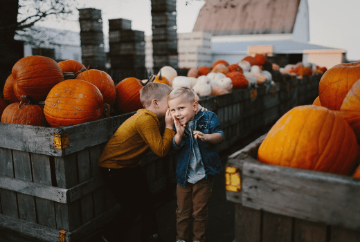 Orchard Family Session | Photographer Heather Butler
