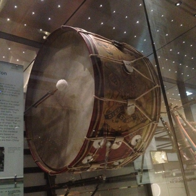 horniman drum