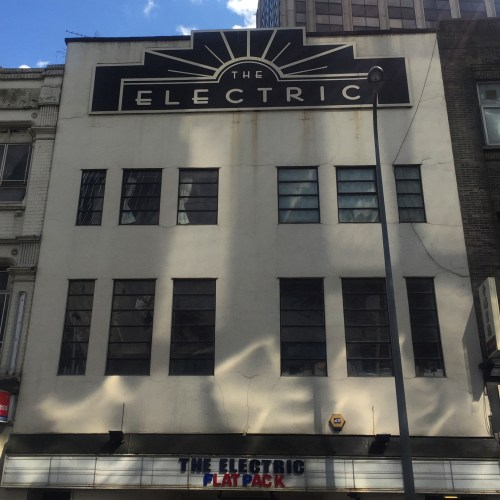 Electric Cinema Birmingham exterior