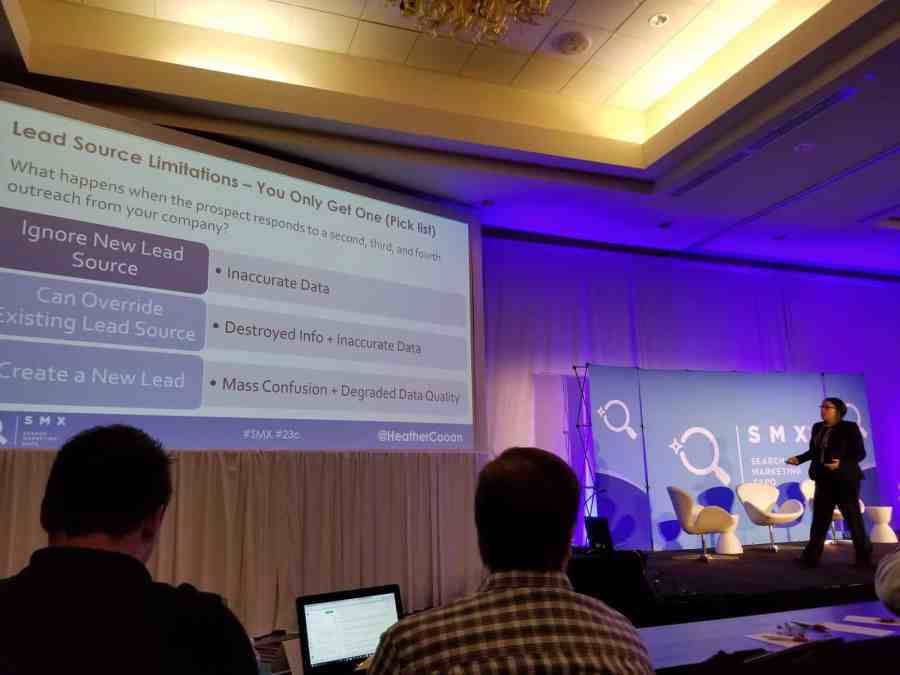 Heather Cooan - SMX West 2018 - Multi-Touch Attribution Models that Move the Needle