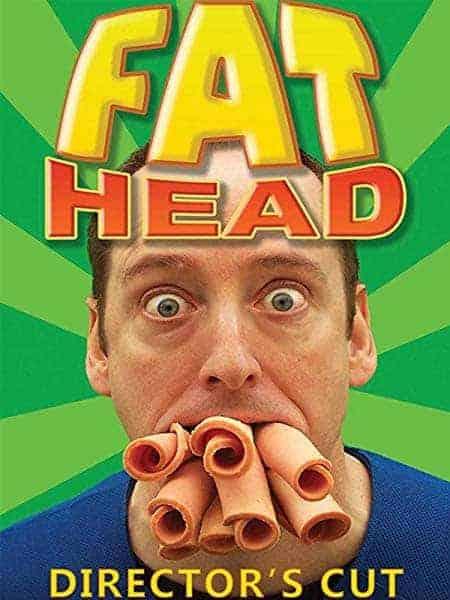 Keto Documentary Fat Head Movie Poster