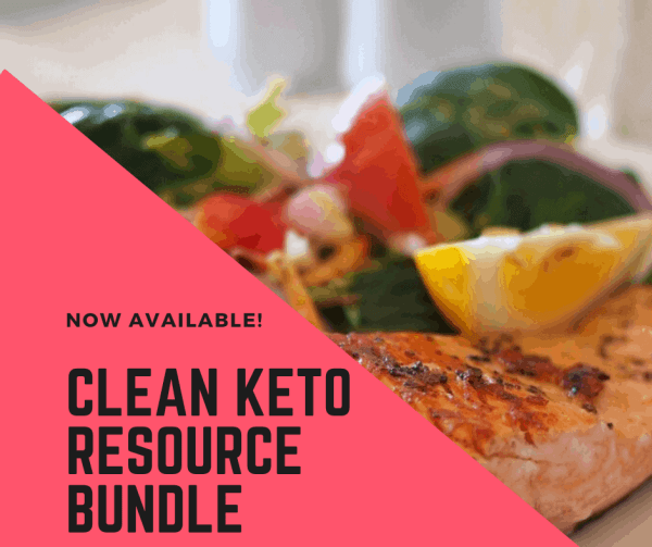 Clean Keto Resource Bundle