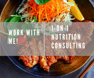 Nutrition Consulting Services