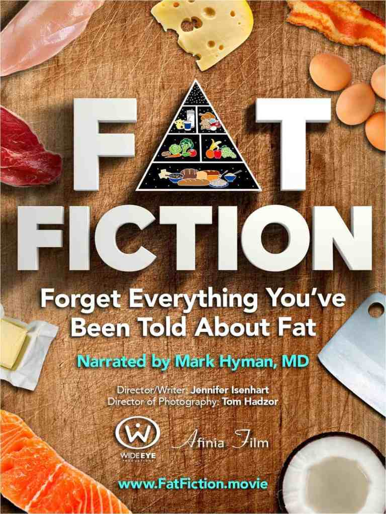 keto documentaries - fat fiction movie poster