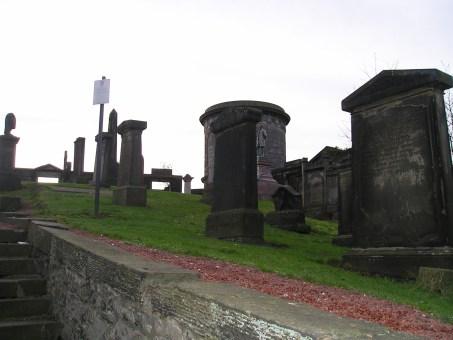 Edinburgh Cemetary (2)