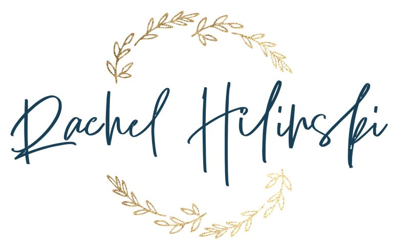 Brand Identity for Health Coach Rachel Hilinski by Heather Dauphiny Creative
