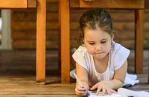 journal or journaling for children