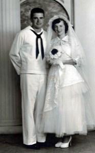 Wilbur Gabel and his wife Georgiana