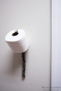 DIY and Inexpensive Toilet Paper Holder Ideas - Back to ...