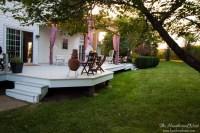 Deck & Cover...Backyard Deck Ideas & Our Deck Makeover ...