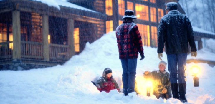 How the winter season inspires me to write.