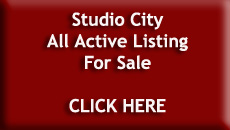 Search Studio City Homes For Sale