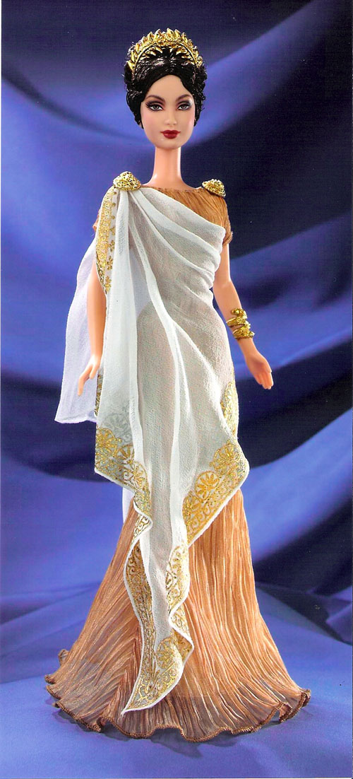 Princess of Ancient Greece Barbie