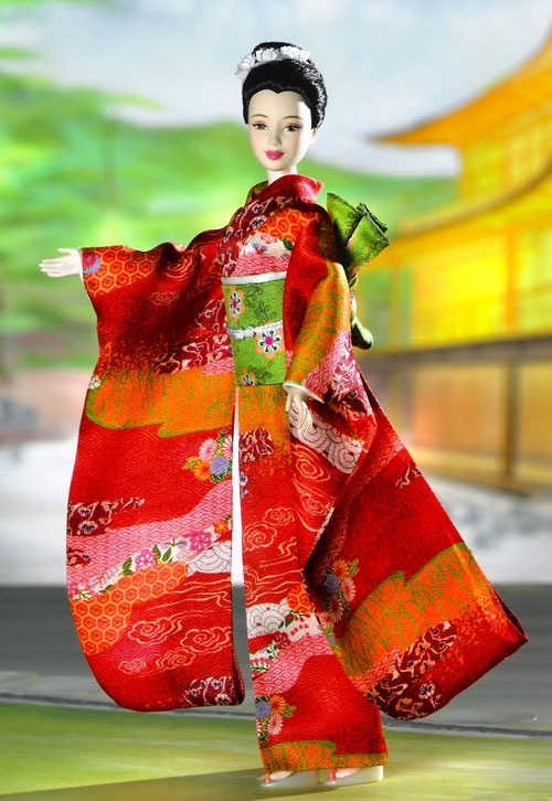 Barbie Dolls of the World: Japan